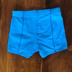 Nike Shorts - Blue Nike Pros